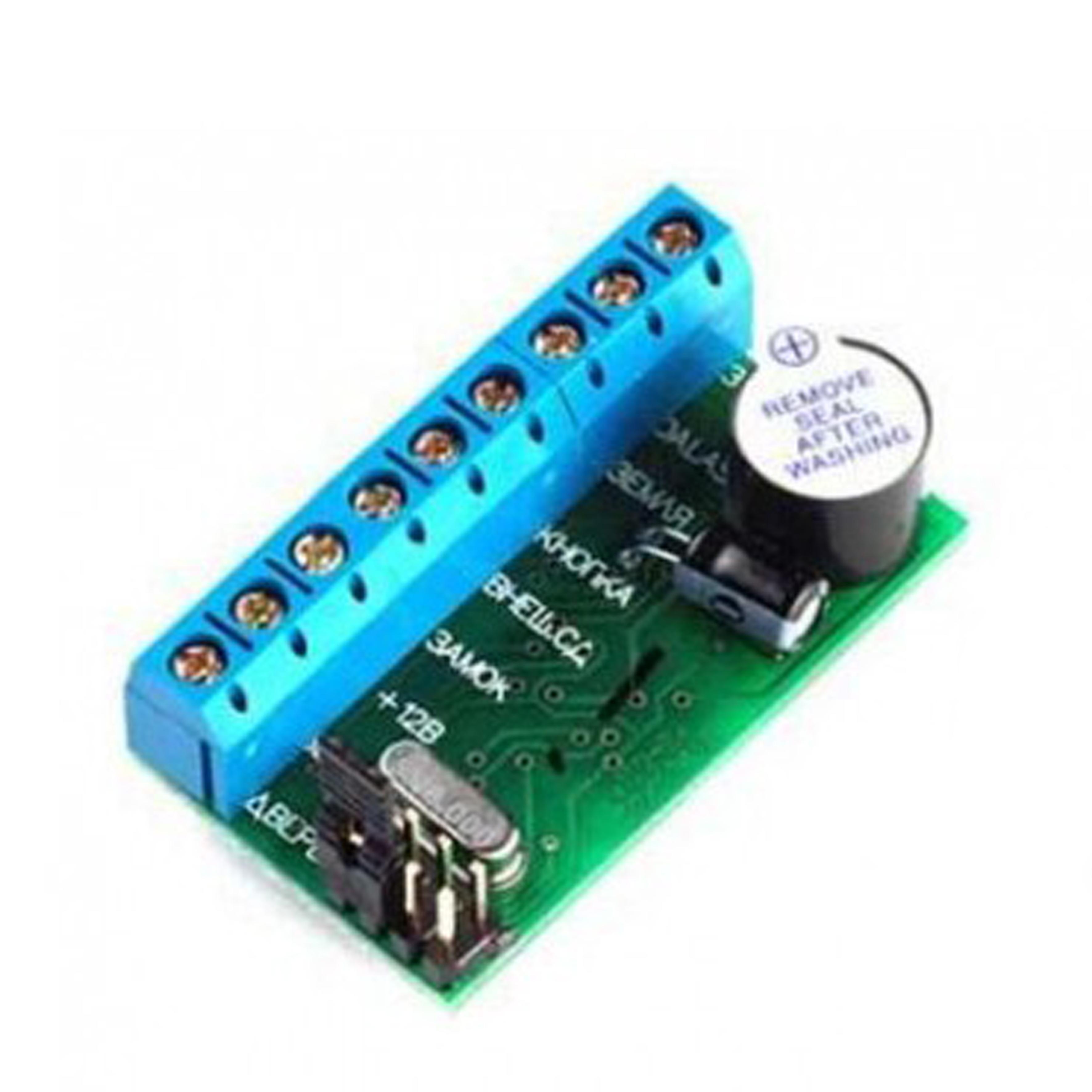 Автономная система контроля доступа на базе контроллера z5r